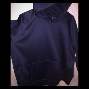 "Men's 2XL ""DRY TEK"" HOODIE by Tek Gear, Navy Blue!"